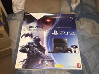 PlayStation PS4 500gb with controller + extras
