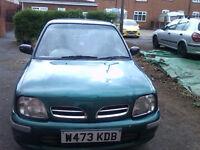 3 door Nissan Micra
