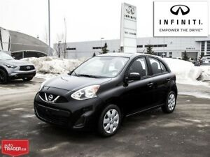2016 Nissan Micra 1.6 S at *Automatic*, Warranty!