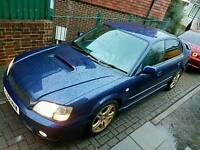 **Imported Subaru Legacy B4 RSK twin turbo. 280bhp, manual, 135k, full MOT. Swaps px**