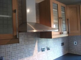 ONE DOUBLE BEDROOM GARDEN MAISONETTE -LOUNGE/DINING ROOM-FITTED KITCHEN & BATHROOM, GREAT LOCATION