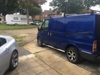 Help with a van