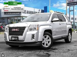 2011 GMC Terrain VERY WELL MAINTAINED VEHICLE WITH REMOTE START