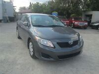 2010 Toyota Corolla CE**LOW KM* CERT & 3 YEARS WARRANTY**