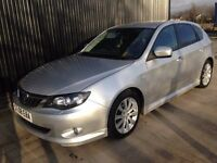 2008 subaru impreza rx moted 1 year 1 month warranty may px