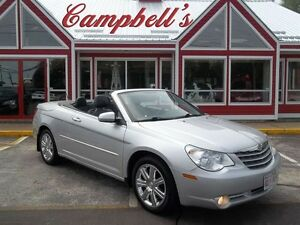 2010 Chrysler Sebring LIMITED!! RETRACTABLE HARD TOP!! HEATED LE