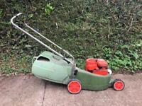 Briggs & Stratton vintage mower