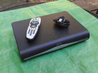 SKY Plus BOX with Remote Control- 300GB - TDS850NB #FREE LOCAL DELIVERY#