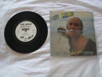 "Sex Pistols, No One Is Innocent / My Way - 7"" vinyl in picture sleeve, 1978"