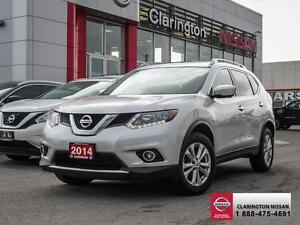 2014 Nissan Rogue SV AWD !! RATE AS LOW AS 1.9% ONLY 60KM