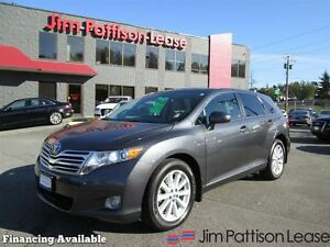 2012 Toyota Venza AWD w/ leather, pana roof, alloys