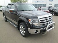 2013 Ford F-150 Lariat Super Crew 3.5L Eco-Boost 4x4