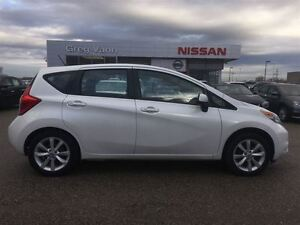 2014 Nissan Versa Note SL 5 SPEED MANUAL