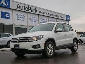 2014 Volkswagen Tiguan AWD 2.0 TSI| Fogs | Alloys| Bluetooth