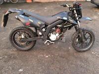 50cc moped/supermoto AJS JSM