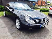 MERCEDES-BENZ CLS 320 3.0 CDI 7G COUPE DIESEL AUTOMATIC