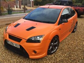 ------ Focus ST 3 ----- 1 Private mature owner from new ----seriously Scary quick !!!