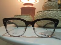 GUCCI EYEGLASSES 3747 X9H BRAND NEW WITH TAGS