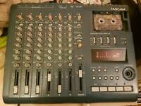 Tascam Portastudio 424 MK III 3 Tape Deck Mixer Multitrack