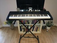 Casio keyboard with stand pick up only please