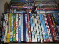 Over 100 kids dvds. 150+ other films.