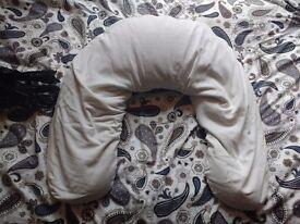 Microbean Maternity Pillow