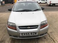 Chevrolet KALOS 1.2 PETROL WITH FULL SERVICE HISTORY ,ONLY 2 FORMER KEEPER