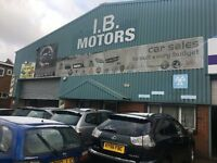 Busy MOT Business For Sale
