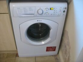 hotpoint washer 1600 spin