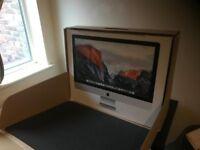 Apple iMac 21.5 & 27 inch Empty boxes