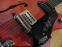 Gretsch G6119-1959 Chet Atkins Reissue. Trade for Fender Johnny Marr Jaguar etc