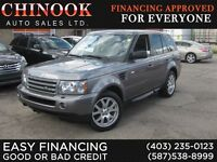 2009 Land Rover Range Rover Sport HSE CALL (403) 235-0123