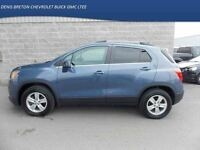 2013 Chevrolet TRAX  LT CROSSOVER AWD