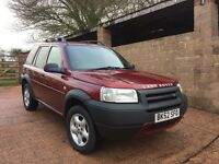 Landrover Freelander 2.0 TD4 GS 5 door. Absolutely beautiful condition
