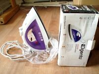 Elgento Iron still in box with instructions