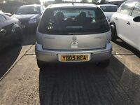 Vauxhall Corsa 2005-VeryLow mileage-Long MOT-Excellent car