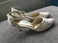 Else by Rainbow Club Ivory shoes