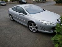 Peugeot 407 Coupe for sale