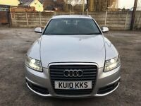 Audi A6 2010 AVANT 2.0 TDI e S Line 5dr full service history hpi clear warranted miles