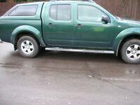 Nissan Navara 2.5 Diesel 2009