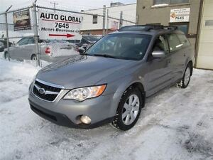2008 Subaru Outback AWD,2.5 i LIMITED PACKAGE, TOIT OUVRANT, CUI