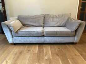Next 2 Seater Sofa in Natural
