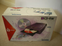 IOMEGA CD RW Drive - external (for PC or Mac)