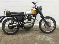 BSA VICTOR B44 FOR RESTORATION