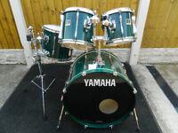 Yamaha Stage Custom Shell Pack (Fusion Sizes)
