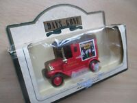 Days Gone Ford Model T van in Rowntrees Cocoa livery; Van Excellent, great Christmas stocking filler