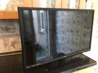 Technika led tv dvd 32 inch