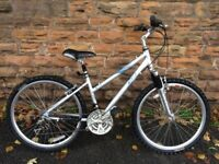 Raleigh Voyager AIRLITE Small Adults Ladies Hybrid Mountain Bike Hard Tail - SERVICED