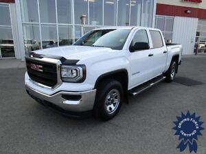 2016 GMC Sierra 1500 Z71 Crew Cab 4X4 Short Box - 39,870 KMs