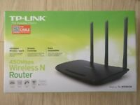 450Mbps Wireless N Router